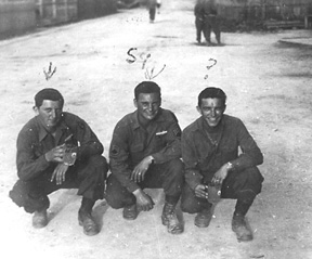 A Company 254th Infantry Regiment Germany 1945