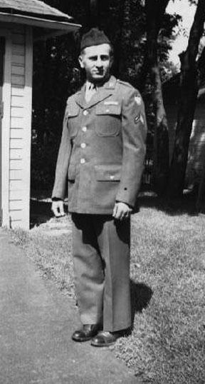 S/Sgt Ernest Mueckler, I C0/254th Inf 1943