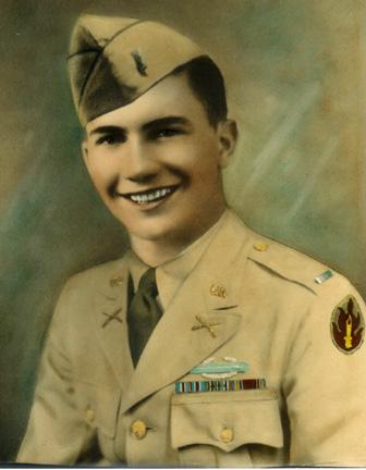 Lt Fye, C Co 255th Infantry Regiment KIA 15 Mar 45