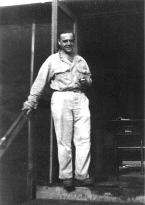 Valente, Sv Co 255th Inf Regt Cp Van Dorn, MS 1944