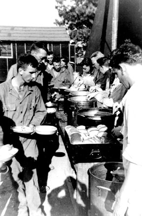 M Company 255th Inf Regt Cp Van Dorn, MS 1944