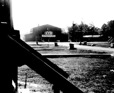 Rec Hall and NCO Club Cp Van Dorn MS 1944