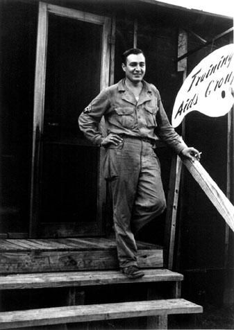 Frollo, M/255th Inf Regt Cp Van Dorn, MS 1944