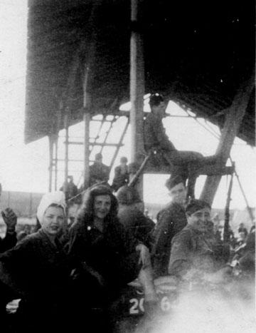 USO Show - Germany 1945