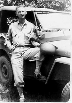 T/Sgt Earl F Wade, Hq 1st Bn 255th Inf Regt