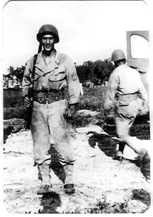 Heineman Hq 1st Bn 255th Inf Regt- Blanding 1943