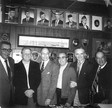 Hq 1st Bn 255th Inf Regt Reunion, Bayonne, NJ- 1976