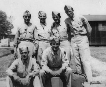 E/255th Inf Regt Cp Van Dorn, MS