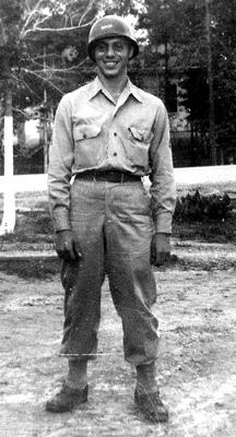 Kilbride, E/255th Inf Regt Cp Van Dorn, MS 1944