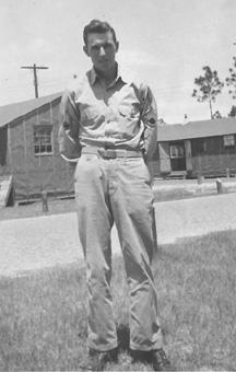 Kilbride E/255th Inf Regt Cp Van Dorn, MS 1944