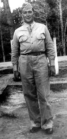E/255th Inf Regt Cp Van Dorn, MS 1944