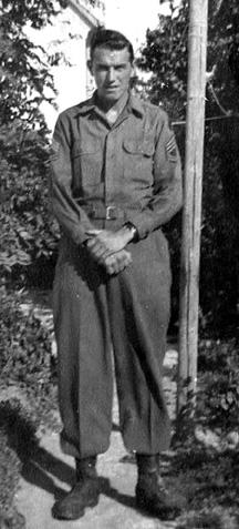 KIlbride E/255th Inf Regt Germany 1945