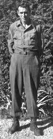 Kilbride, E/255th Inf Regt Germany 1945