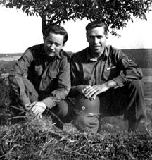 E/255th Inf Regt Germany 1945