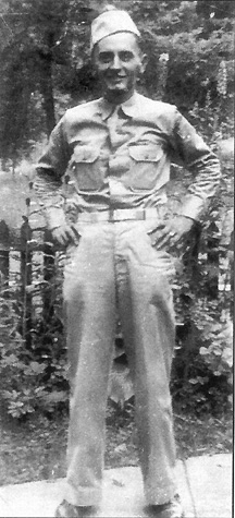 Pfc Krul, K/255th Inf Regt-1944