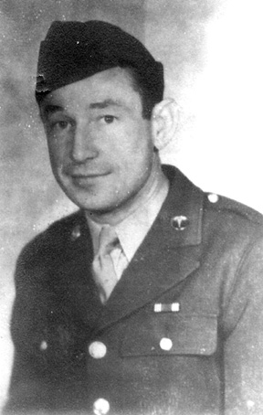 Cpl John O. Poole, G/255th Inf Regt KIA 8n Apr 1945