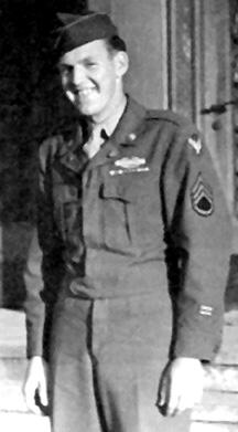 2d Lt (then T/Sgt) Gordon Rintoul L/255th Inf Regt