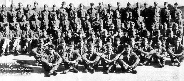 C Company 263d Engineer Combat Battalion, Cp Van Dorn, MS 1944