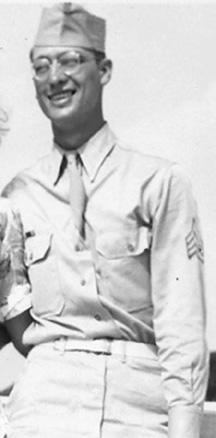 S/Sgt Leonard B. Zimmerman C/263d Engr Combat Bn