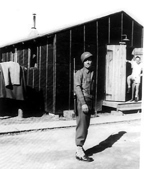 Frasca B/363d Med Bn Cp Van Dorn, MS 1943