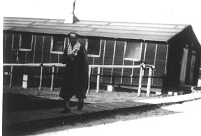B Co 363d Med Bn Cp Van Dorn, MS 1944