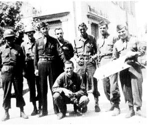 B/363d Med Bn Germany 1945