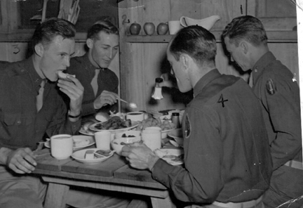 Thanksgiving Day, 563d Sig Co, Cp Van Dorn, MS