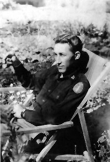 Nordin, 563d Sig Co Bad Mergentheim, Germany 1945