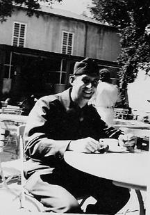 Fitzhugh, 563d Signal Company, Germany 1945
