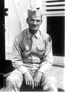 Bernat- B/718th FA Bn Cp Van Dorn, MS `1944