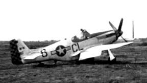 P-51- Boblingen airstrip 1945