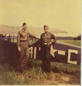 Hq Btry 861st FA Bn Germany 1945