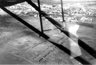 Tank and Gun Park, Boblingen, Germany 1945