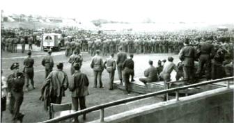 Bob Hope Show, Germany 1945