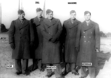 B Btry 863d FA Bn Cp Van Dorn, MS 1943