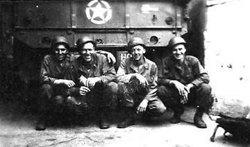 Hq 863d FA Bn Germany 1945