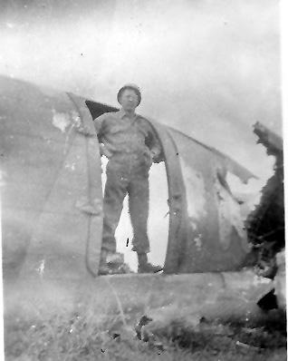 Crosser, Hq 863d FA Bn Germany 1945