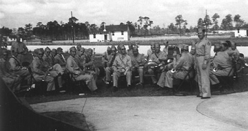 63d Band, Activation Day Jun 15, 1943 Cp Blanding Fl