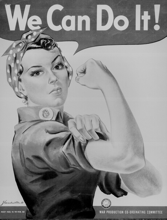 WWII Poster- Support the nation