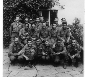 A&P Plat Hq Co 1st Bn 253d Inf Wertheim, Germany Jul 45