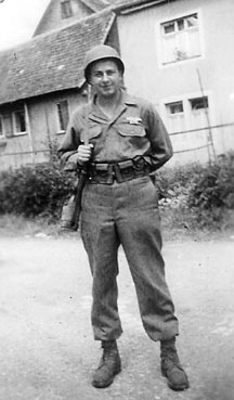 E/253d Inf in Germany 1945 ?