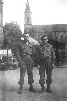 E/253d Inf in Germany 1945?