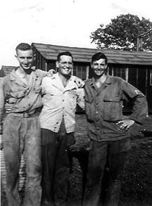 H Co 253d Inf Regt Cp Van Dorn, MS 1944