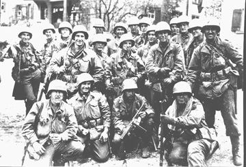 3d Platoon A Company 253d lnfantry