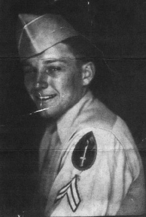 Daniel, B/254th Infantry Cp Van Dorn, MS