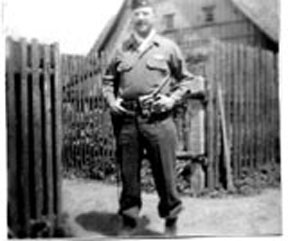 T/Sgt Yakas F Company 254th Infantry Germany 1945
