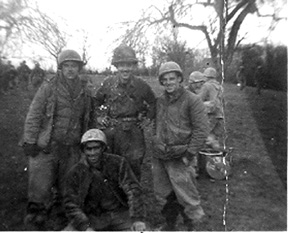 I Company 255th Infantry Regiment- France 1944