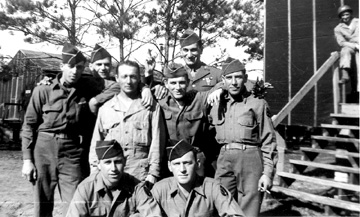 I Company 255th Infantry Regiment Cp Van Dorn, MS 1944