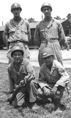 I Company 255th Infantry Regiment, Cp Van Dorn, MS 1944