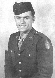 Hutson, I Company 255th Infantry Regiment Cp Van Dorn, MS 1944